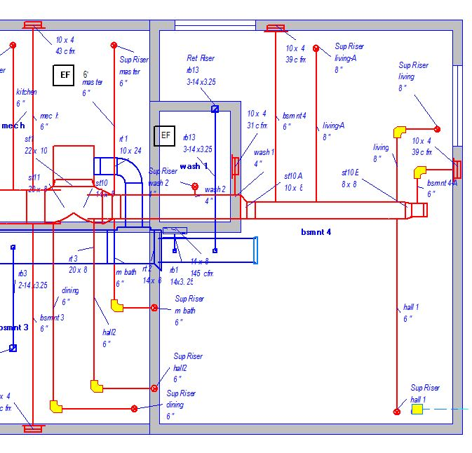 HVAC Design / Home